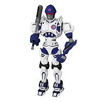 Chicago Cubs MLB Robot Action Figure