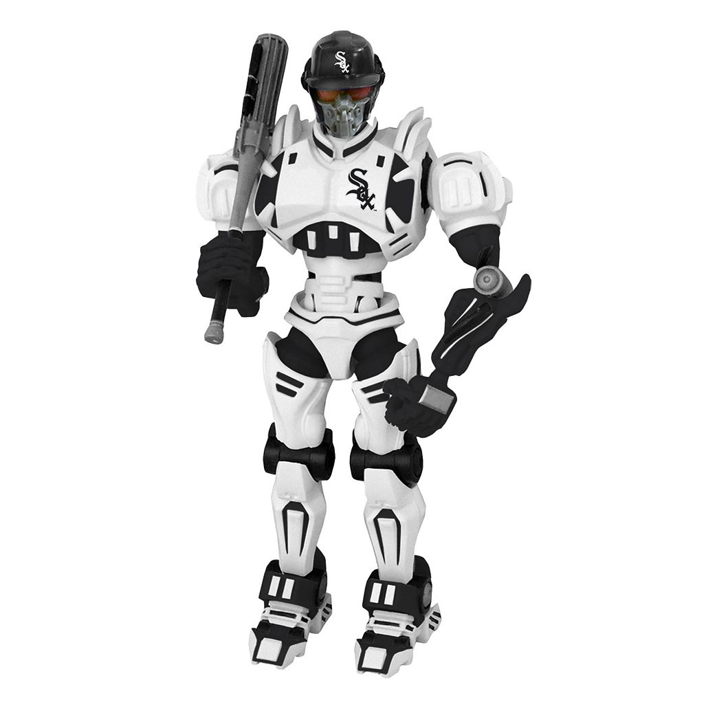 Chicago White Sox MLB Robot Action Figure