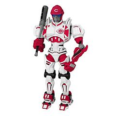 Cincinnati Reds MLB Robot Action Figure