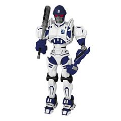 Detroit Tigers MLB Robot Action Figure