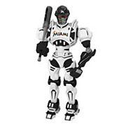 Miami Marlins MLB Robot Action Figure