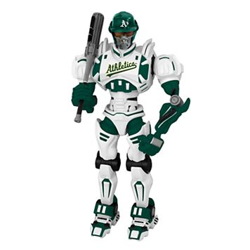 Oakland Athletics MLB Robot Action Figure