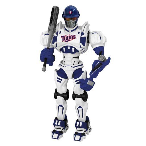 Minnesota Twins MLB Robot Action Figure