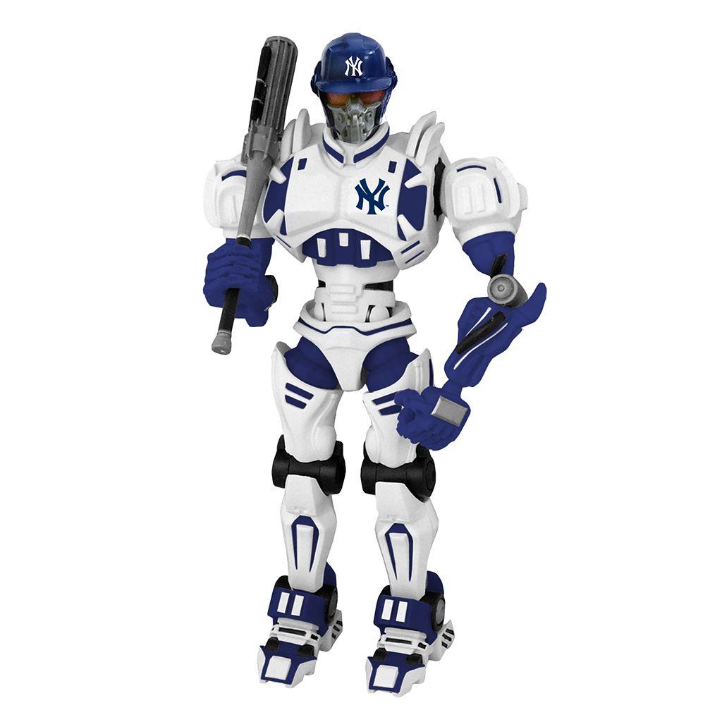 New York Yankees MLB Robot Action Figure