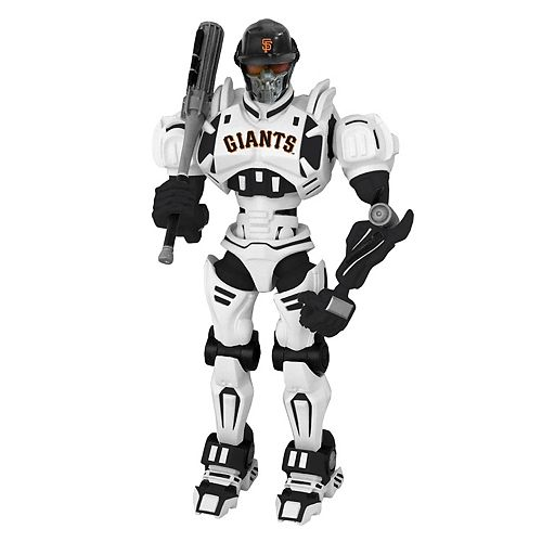 San Francisco Giants MLB Robot Action Figure