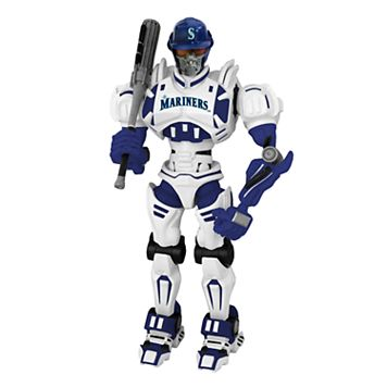 Seattle Mariners MLB Robot Action Figure