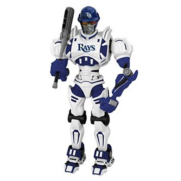 Tampa Bay Rays MLB Robot Action Figure