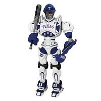 Texas Rangers MLB Robot Action Figure