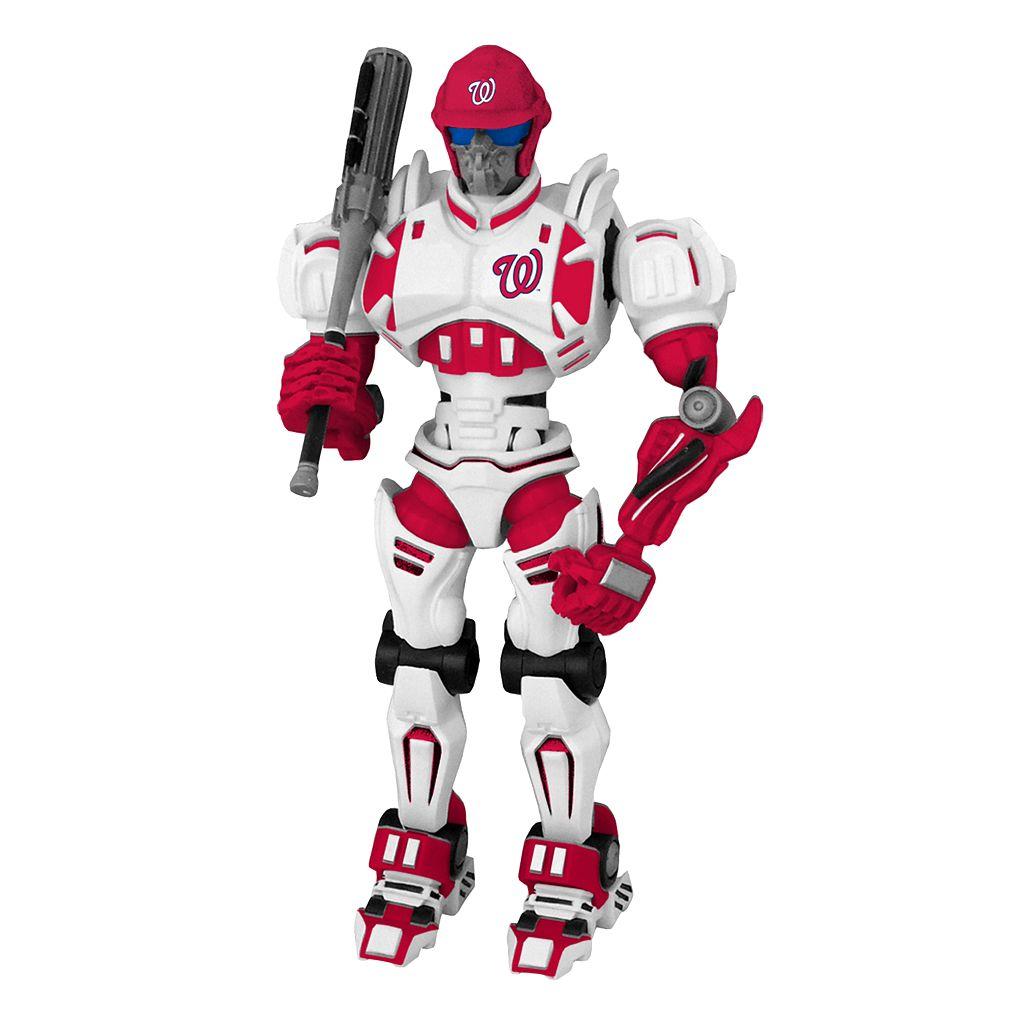 Washington Nationals MLB Robot Action Figure