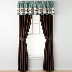 Lush Decor® Abigail Drape
