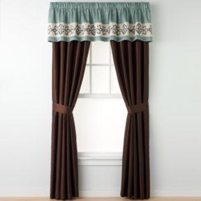 Lush Decor® Abigail Window Valance