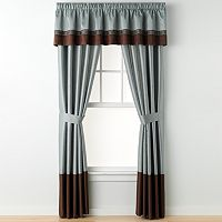 Lush Decor® Kyoto Window Valance