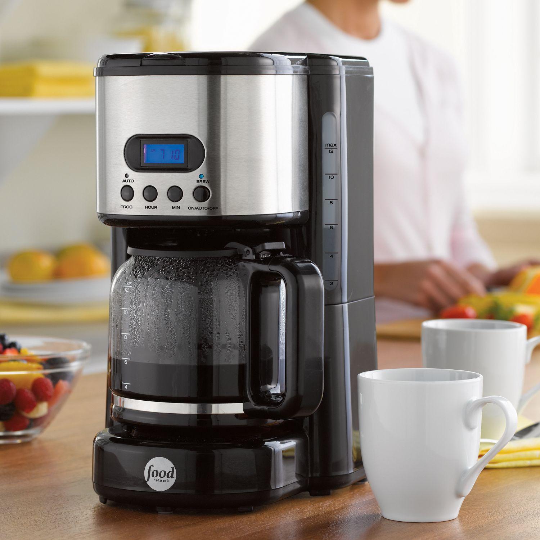 Kohl S Food Network Coffee Maker : My blog