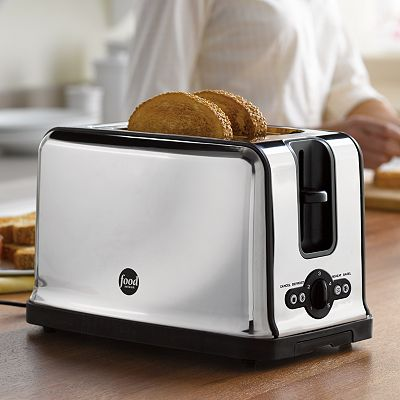 Food Network 2-Slice Toaster