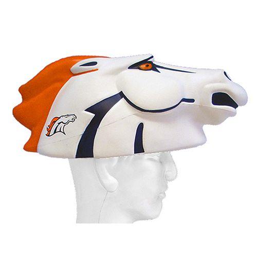 Denver Broncos Foamhead