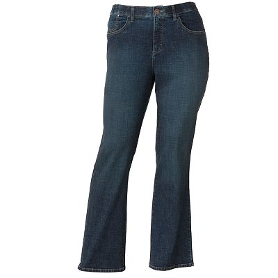 Lee Comfort Waist Bootcut Jeans - Women's Plus