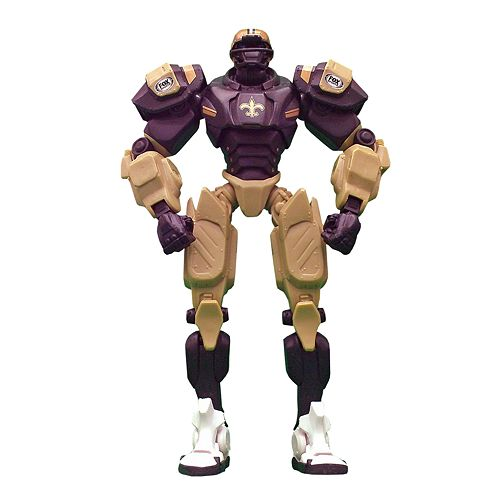 New Orleans Saints Cleatus the FOX Sports Robot Action Figure
