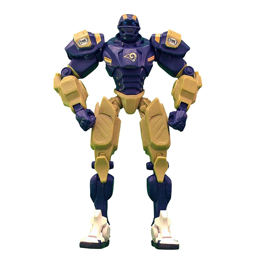 Los Angeles Rams Cleatus the FOX Sports Robot Action Figure