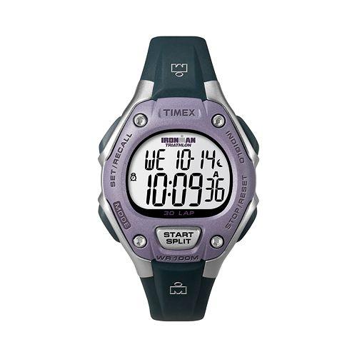 Timex Ironman Triathlon Chronograph Digital Watch - Women