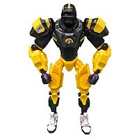 Iowa Hawkeyes Cleatus FOX Sports Robot Action Figure