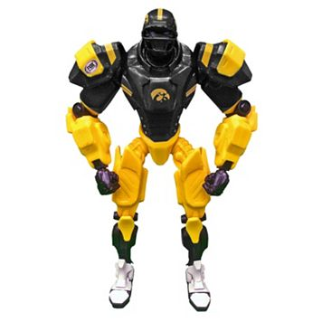 Iowa Hawkeyes Cleatus FOX Sports Robot Action Figure