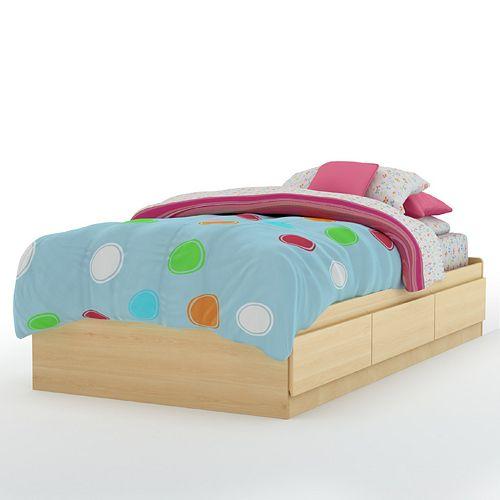 South Shore™ Twin Mates Platform Bed
