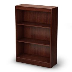 South Shore 3-Shelf Bookcase