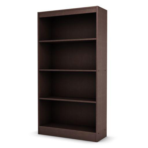 South Shore 4-Shelf Bookcase