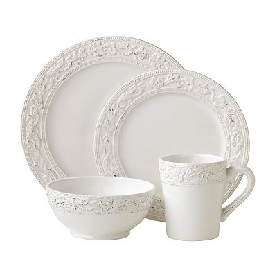 Pfaltzgraff Country Cupboard 16-pc. Dinnerware Set