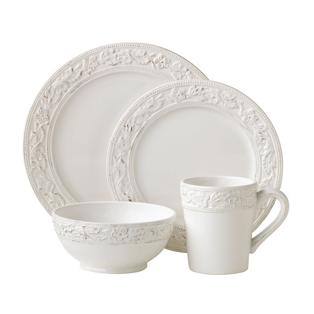 Pfaltzgraff Country Cupboard 4-pc. Place Setting
