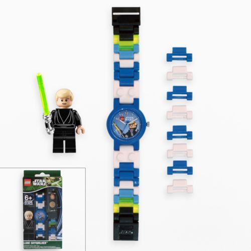 Star Wars Luke Skywalker Watch Set by LEGO - Kids