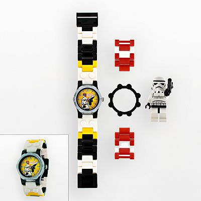 Star Wars Stormtrooper Watch Set by LEGO - Kids