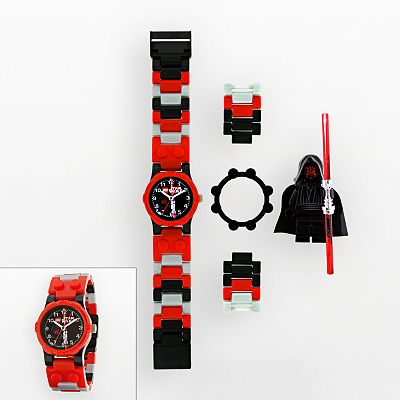 Star Wars Darth Maul Watch Set by LEGO - Kids