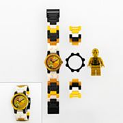 Star Wars C-3PO Watch Set by LEGO - Kids