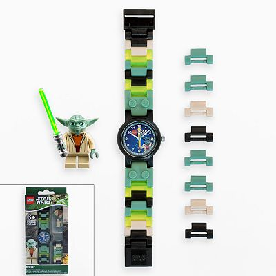 Star Wars The Clone Wars Yoda Watch Set by LEGO - Kids