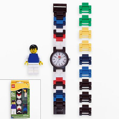 LEGO Soccer Watch Set - Kids