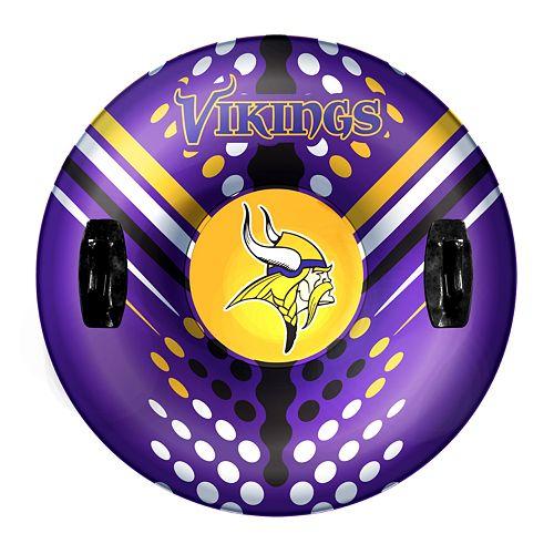 Minnesota Vikings Sno Smash Inflatable Tube