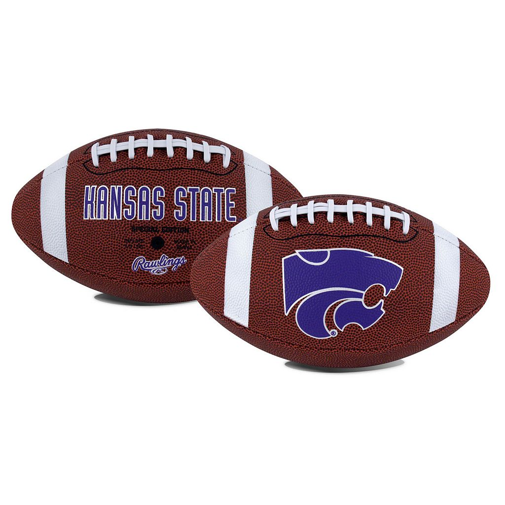 Rawlings® Kansas State Wildcats Game Time Football