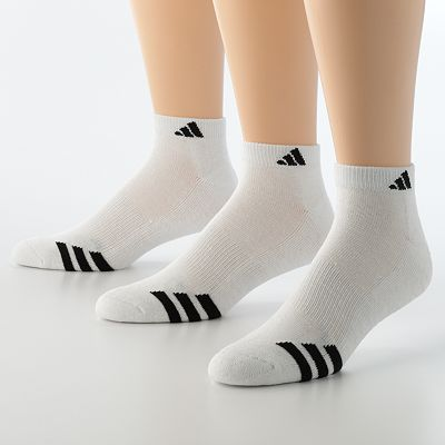 adidas 3-pk. Low-Cut Performance Socks