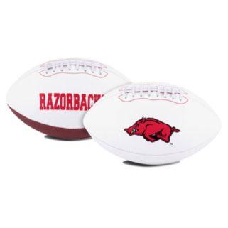 Rawlings Arkansas Razorbacks Signature Football