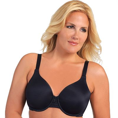 Vanity Fair Beautiful Benefits Full-Figure Back-Smoothing Bra - 76380