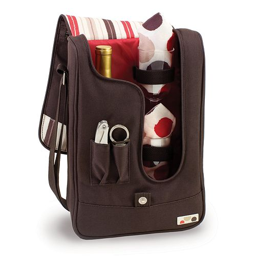 Picnic Time® Barossa Insulated Wine Cooler