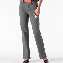 Gloria Vanderbilt Mona Comfort-Waist Dress Pants - Women's