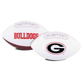 Rawlings Georgia Bulldogs Signature Football