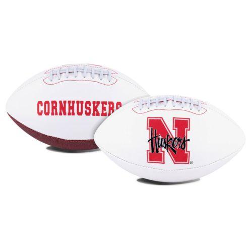 Rawlings Nebraska Cornhuskers Signature Football