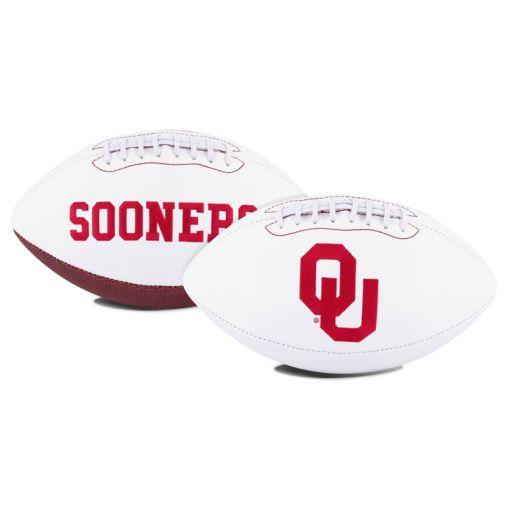 Rawlings Oklahoma Sooners Signature Football