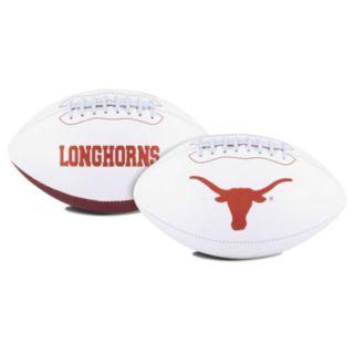 Rawlings Texas Longhorns Signature Football