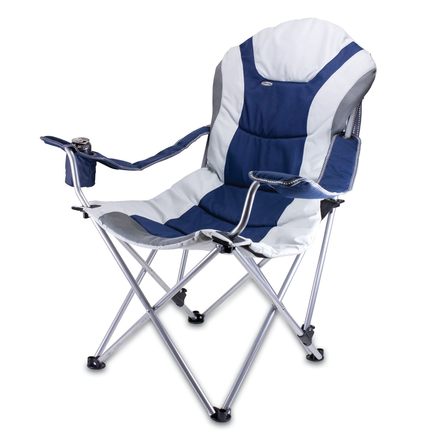 Picnic Time Reclining Camp Chair   Outdoor