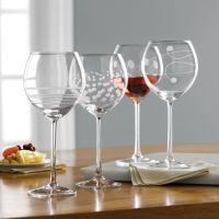 Food Network™ Crisp 4-pc. Wine Glass Set