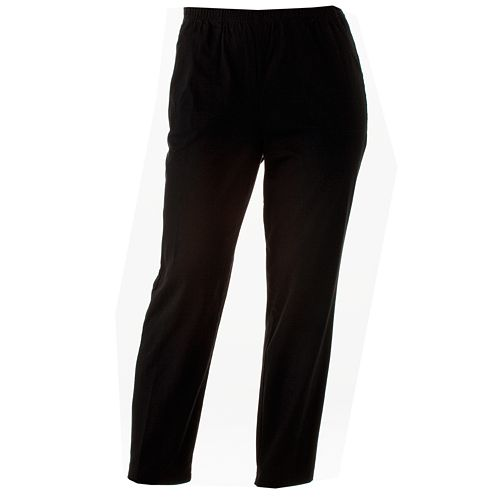 Plus Size Croft & Barrow® Pull-On Dress Pants